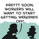 Thumbnail image for La Cucaracha: A day off for Labor Day? Not so much! (toon)