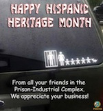 Thumbnail image for Happy Hispanic Heritage Month from all your friends….