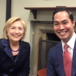 Thumbnail image for Breaking: Hillary Clinton taps Julián Castro for VP spot