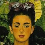 Thumbnail image for Frida Kahlo finally comes to senses, sees cosmetologist (photos)