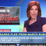Thumbnail image for Hurricane Marco Rubio on path of destruction, havoc (video)