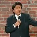Thumbnail image for Old school George Lopez: Loco Comedy Jam (NSFW video)