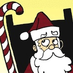 Thumbnail image for La Cucaracha: Oh, Santa, there's one more thing (toon)
