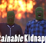 Thumbnail image for Fund our ThingStarter for 'Sustainable Kidnapping' or else (video)