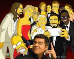 Thumbnail image for So did you hear about George Lopez at the Oscars? (toon)
