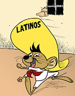 Thumbnail image for #TBT ThrowBackTuesday 'Speedy Latino' (2002 toon)