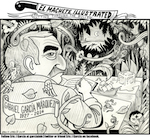 Thumbnail image for Gabriel García Márquez: Rest in Magically Realistic Peace (toon)