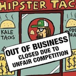 Thumbnail image for La Cucaracha: Serve a better taco, and the world…. (toon)