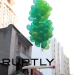 Thumbnail image for Brazil pot protestors fly a giant doobie (video)