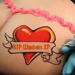 Thumbnail image for Local PC user laments passing of Windows XP: 'RIP, BSOD!'