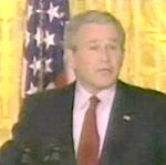 Thumbnail image for Ex-President George W. Bush loves Cinco de Mayo (video)