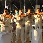 Thumbnail image for Mariachi wedding band plays 'Super Mario Bros.' theme (videos)