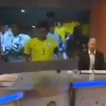Thumbnail image for Mexico-Brazil fútbol generates an F-bomb on Irish TV (NSFW video)