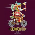 Thumbnail image for Want to save the planet? All the cool Mayans ride bikes (toon)