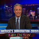 Thumbnail image for Jon Stewart re kids on the border: 'WTF is wrong with you?' (video)