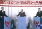 Thumbnail image for Bush Sr. backs DREAMers, Reagan says 'no border fence' (1980 video)