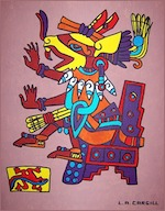 Thumbnail image for Pocho Ocho top Aztec deities we could sure use today