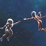 Thumbnail image for Orbitas: In space, no one can hear you hug (video)