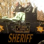 Thumbnail image for Feds make Sheriff Joe return military gear; he has Plan B