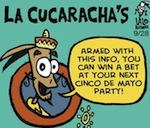 Thumbnail image for La Cucaracha's Latino Heritage Month Moment: Calendars (toon)