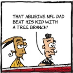 Thumbnail image for La Cucaracha: Dear NFL – Here's how to discipline a child (toon)
