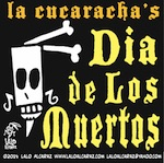 Thumbnail image for La Cucaracha: Meatless tacos for muertos? (toon)