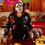 Thumbnail image for Presley's Pantry: Day of the Dead Bread (Pan de Muerto) [video]
