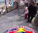 Thumbnail image for Mountain bike downhill insanity in Taxco, Mexico (video)