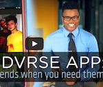 Thumbnail image for New app DVRSE: Black friends in photos when you need them (video)