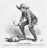 Thumbnail image for I killed that African-American kid in self defense (1876 toon)