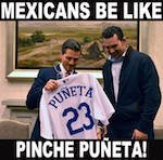 Thumbnail image for When Los Doyers give out jerseys, Mexicans be like… (toon)