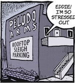 Thumbnail image for La Cucaracha: End shopping stress with this one simple trick (toon)