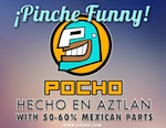 Thumbnail image for POCHO's Ñews y Satire is under 10¢ a laugh when you donate $50!
