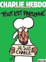 Thumbnail image for 'Charlie Hebdo' is publishing millions of these today (cover cartoon)