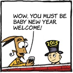 Thumbnail image for La Cucaracha: Anything you need, Baby New Year 2015? (toon)