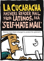 Thumbnail image for La Cucaracha: The tragedy of Irony Deficiency Syndrome (toon)