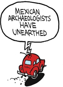 Thumbnail image for La Cucaracha: Is this why Mayan civilization collapsed? (toon)