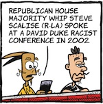 Thumbnail image for La Cucaracha: This congressman is all about the race (toon)