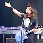 Thumbnail image for Out of F-bombs, Foo Fighter Dave Grohl puts 'Chile Olé' in a song