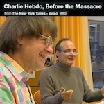 Thumbnail image for Nothing to kill or die for: #CharlieHebdo editorial meeting (2006 video)