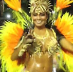 Thumbnail image for Rain can't stop Carnaval in Rio de Janeiro (video)