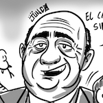 Thumbnail image for Mexican Attorney General Karam: The case of the 43  is closed (toon)