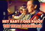 Thumbnail image for The Texas Tornados Live: 'Hey, Baby – Que Paso?' (video)