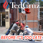 Thumbnail image for New Ted Cruz campaign ad warns it may be 'too late'