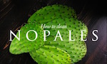 Thumbnail image for How do you clean nopales?  And how does Tia Lencha cook them?
