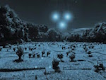 Thumbnail image for Luminous OVNI/UFO buzzes Venezuela cemetery