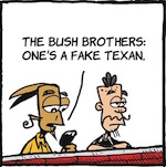 Thumbnail image for La Cucaracha: The Very Presidential Bush Family Circus (toon)