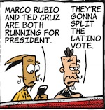Thumbnail image for La Cucaracha: Cruz? Rubio? What's a Latino voter to do? (toon)