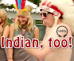 Thumbnail image for Dance along with The 1491s: 'I'm an Indian, too!' (music video)