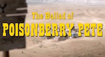 Thumbnail image for Pie Fight at High Noon: 'The Ballad of Poisonberry Pete' (video)